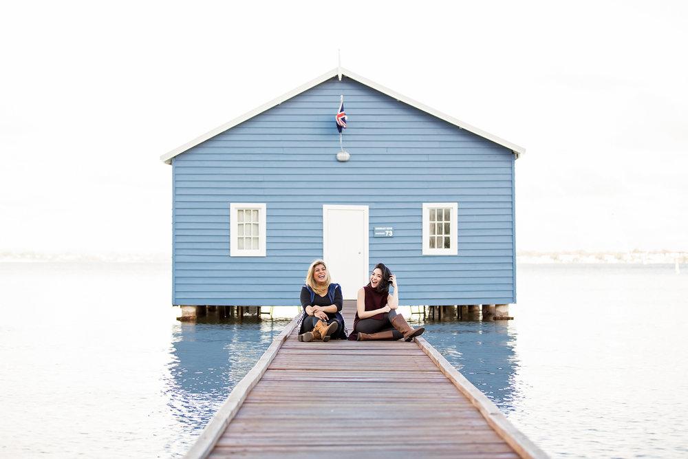 Blue Boatshed Perth