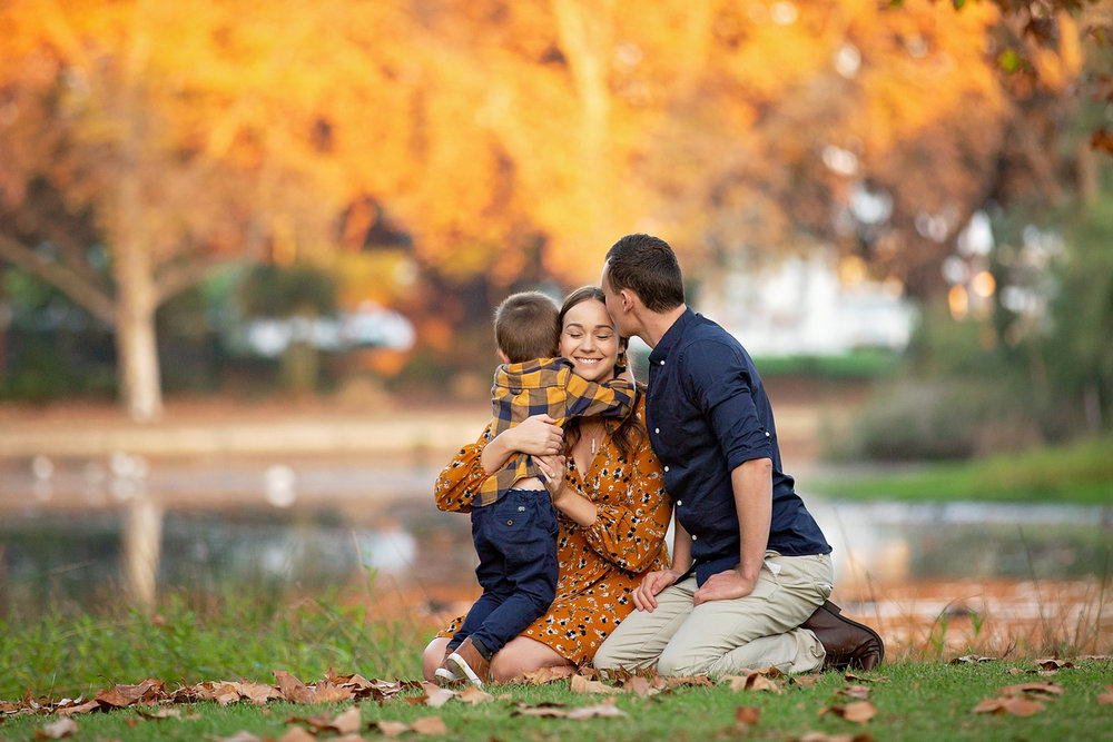 Autumn Photography Sessions in Perth