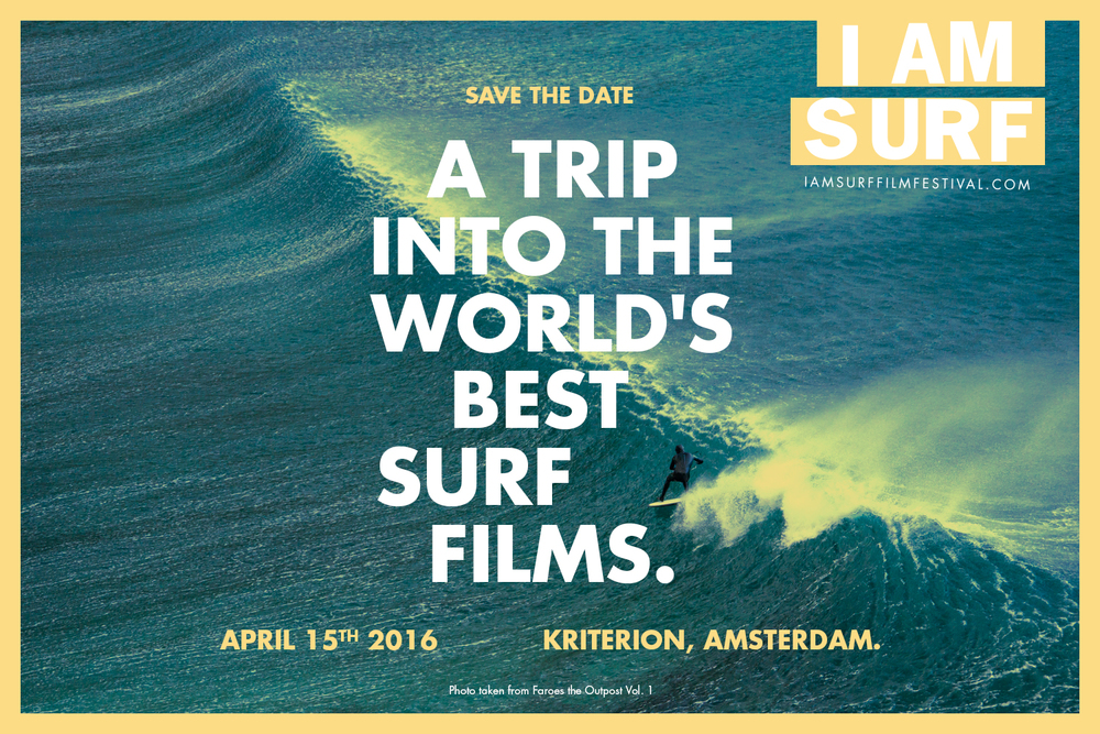 I AM SURF April 15th 2016