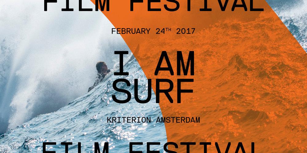 I AM SURF Film Festival-Amsterdam-February 24-2017