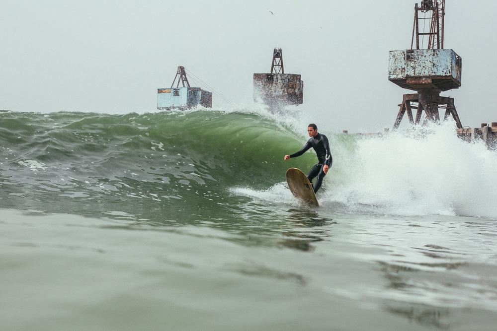 I AM Surf Film Festival-Beyond An African Surf Documentary-Sam Bleakley surfing Mauritania.jpg