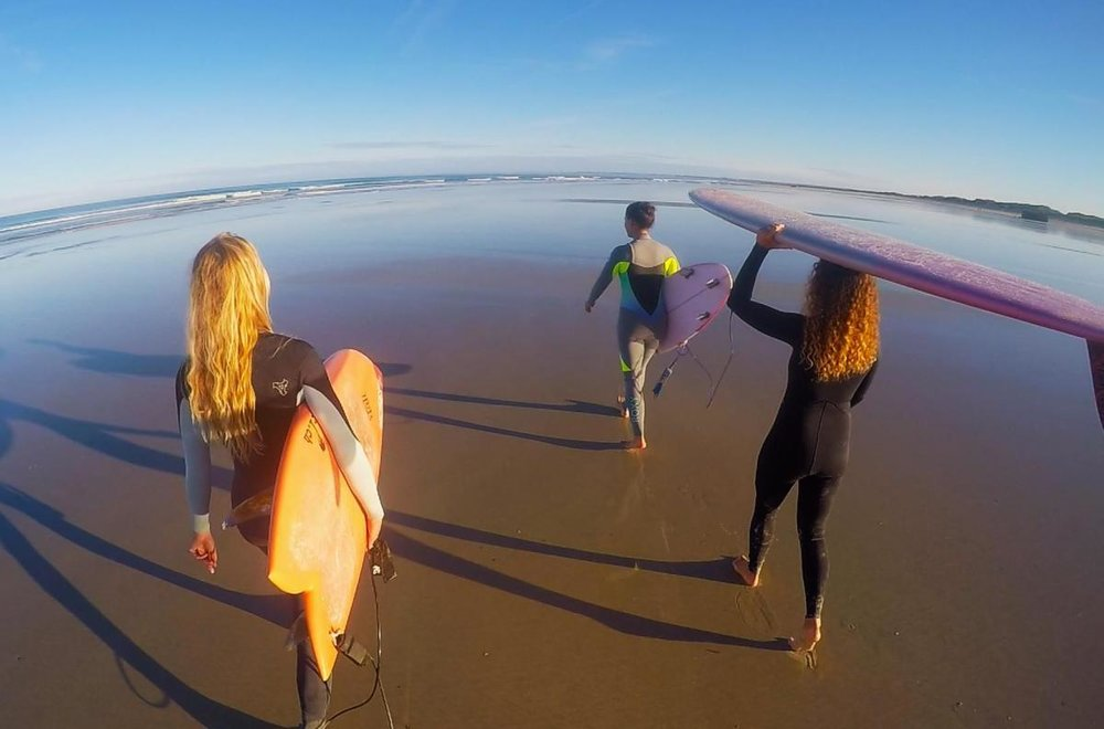 I Am Surf Film Festival-Blue Road-Girls going surfing.jpg