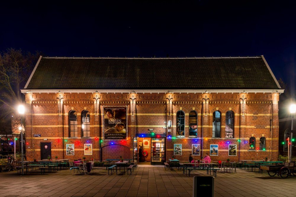 I Am Surf Film Festival-Ketelhuis-Outside at night.jpg