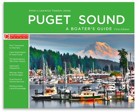 Puget Sound - A Boater's Guide