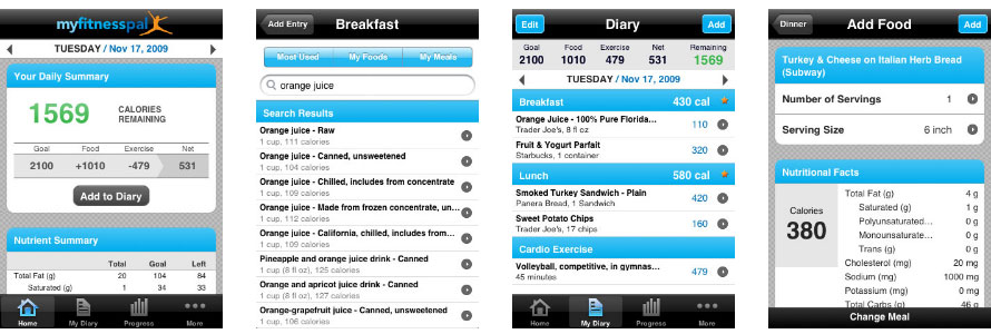 iphone-app-myfitnesspal
