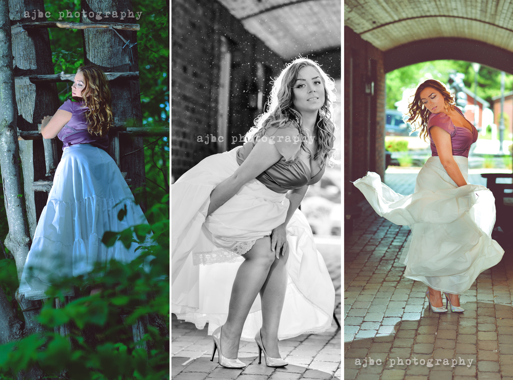 Rapunzel lexington michigan photographer fairytale