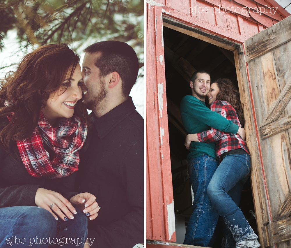 ajbcphotography-porthuron-michigan-photographer-engagement-snow-love-woods-country-barn.jpg