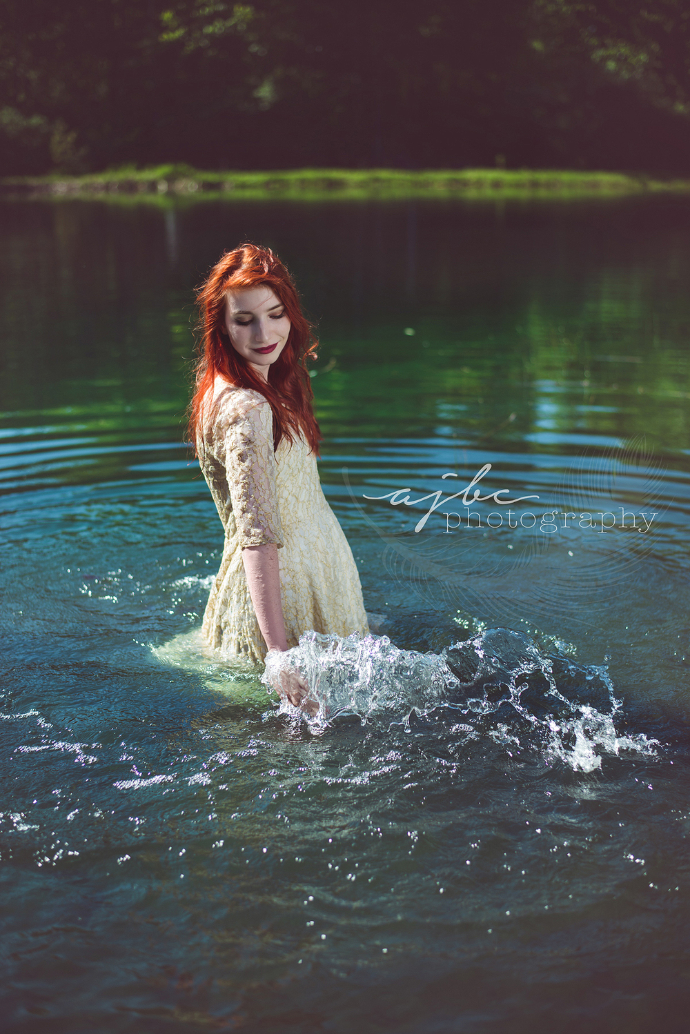 playful water pond AJBC Photography Fine Art Port Huron Beauty Photographer 15.jpg