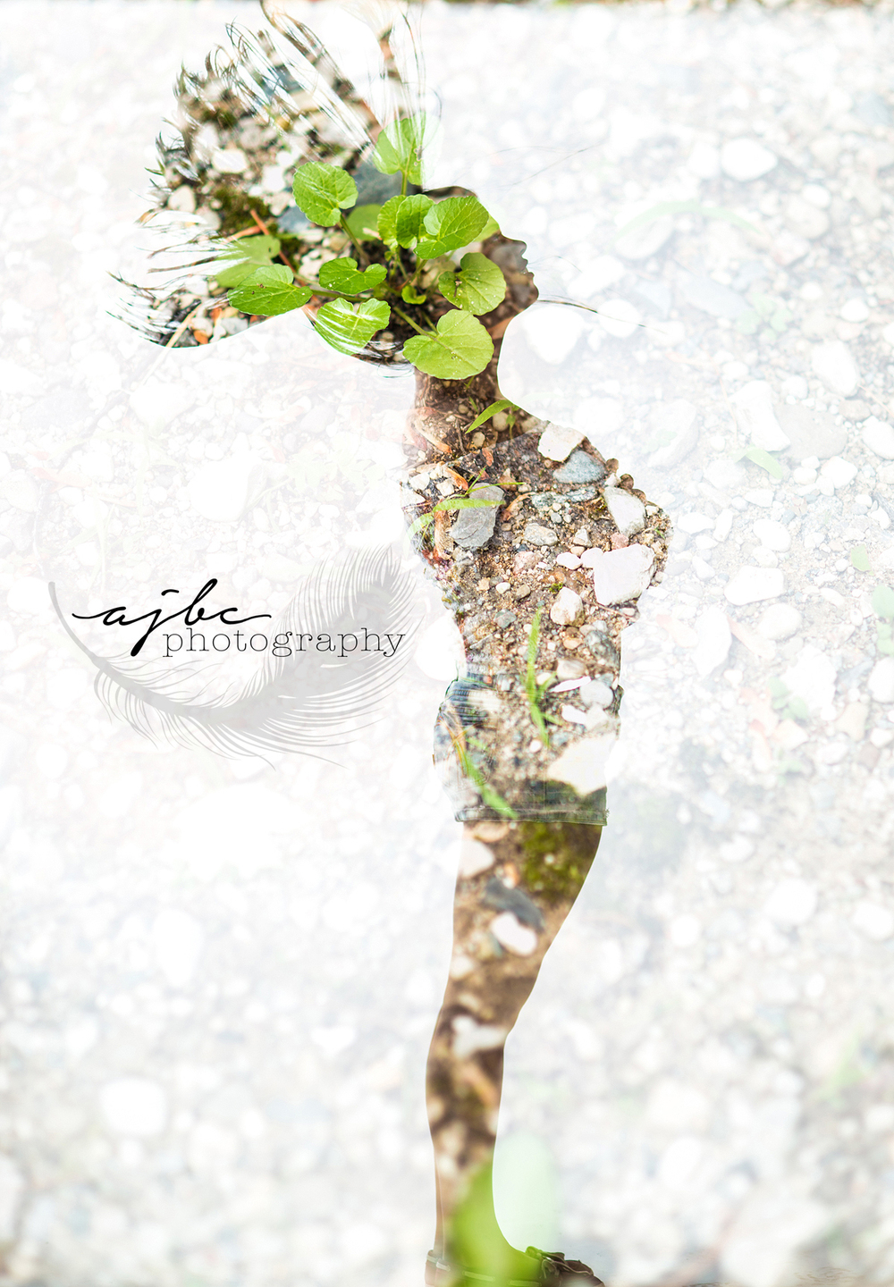 Double Exposure Nature Beauty Port Huron Michigan Photographer fairy garden 6.jpg