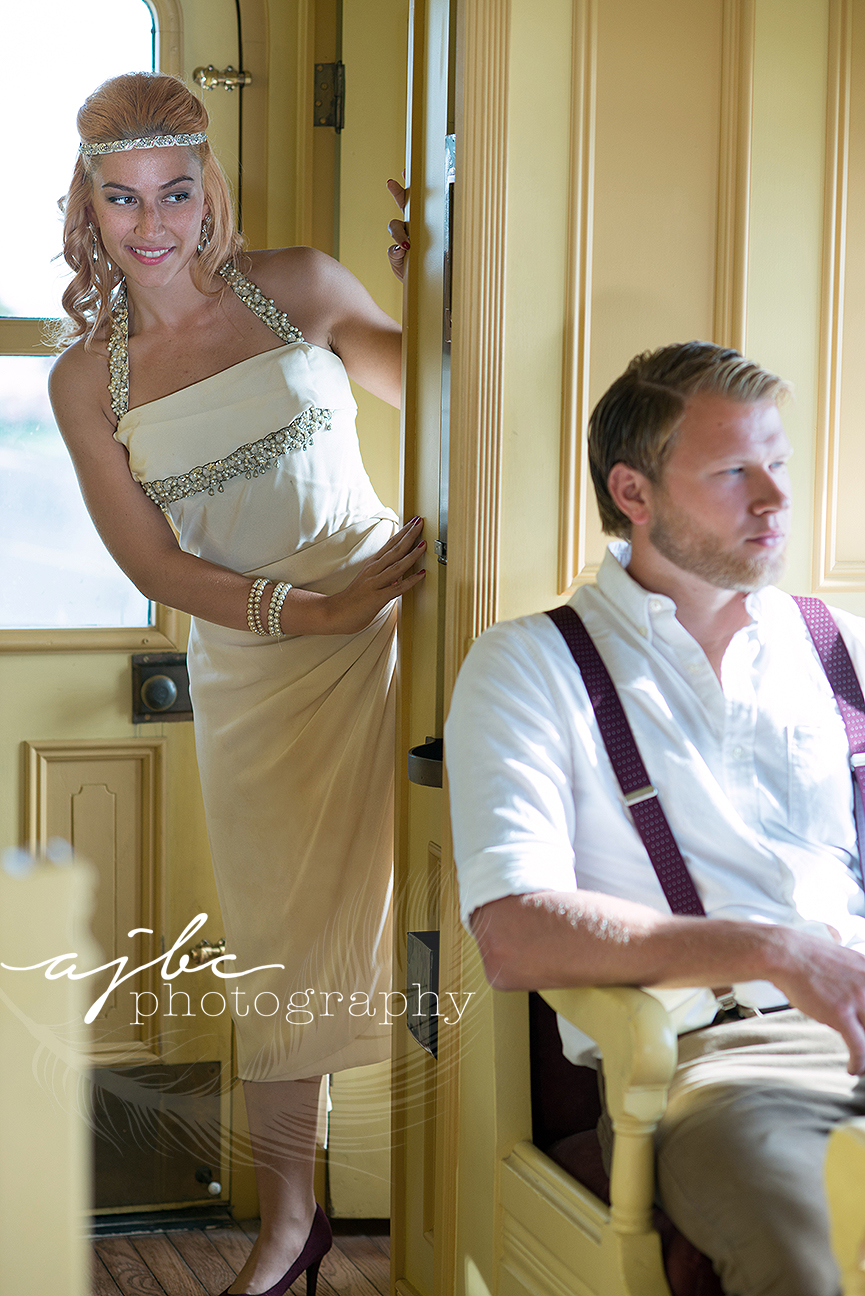 ajbcphotography-porthuron-michigan-photographer-engagement-photoshoot-michigan-ring-i-do-love-classic-vintage-old-fashion-trainstop-port-huron-museum-train-station-vintage-flapper-dress.jpg