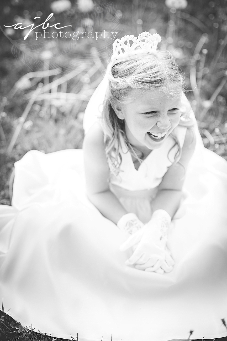 first communion photoshoot sister love.jpg