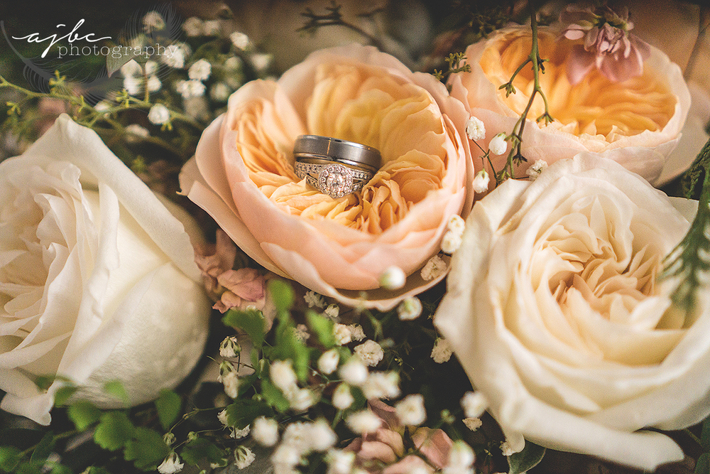 wedding ring and flowers michigan wedding.jpg