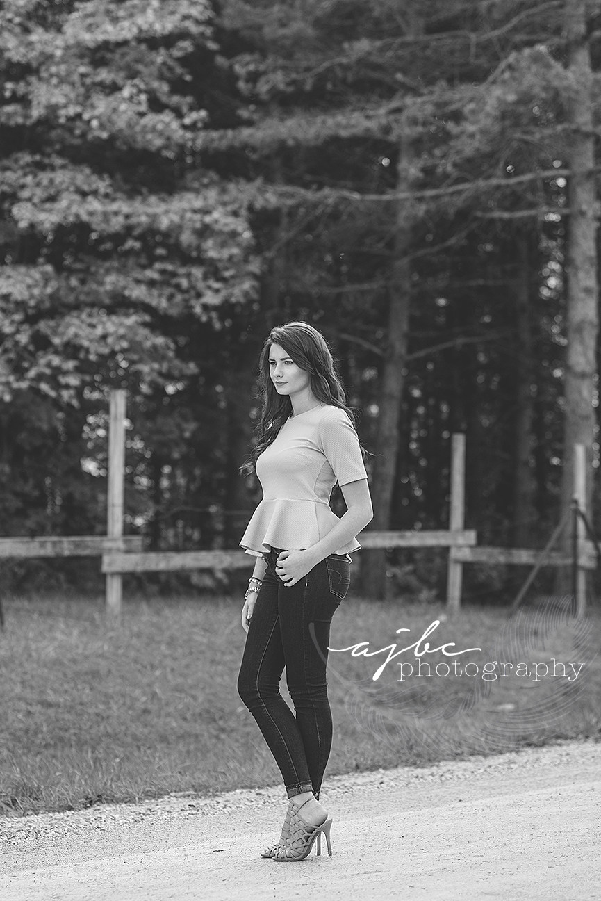 glamorous outdoor senior photoshoot fashion photoshoot fall colors port huron michigan senior photographer.jpg