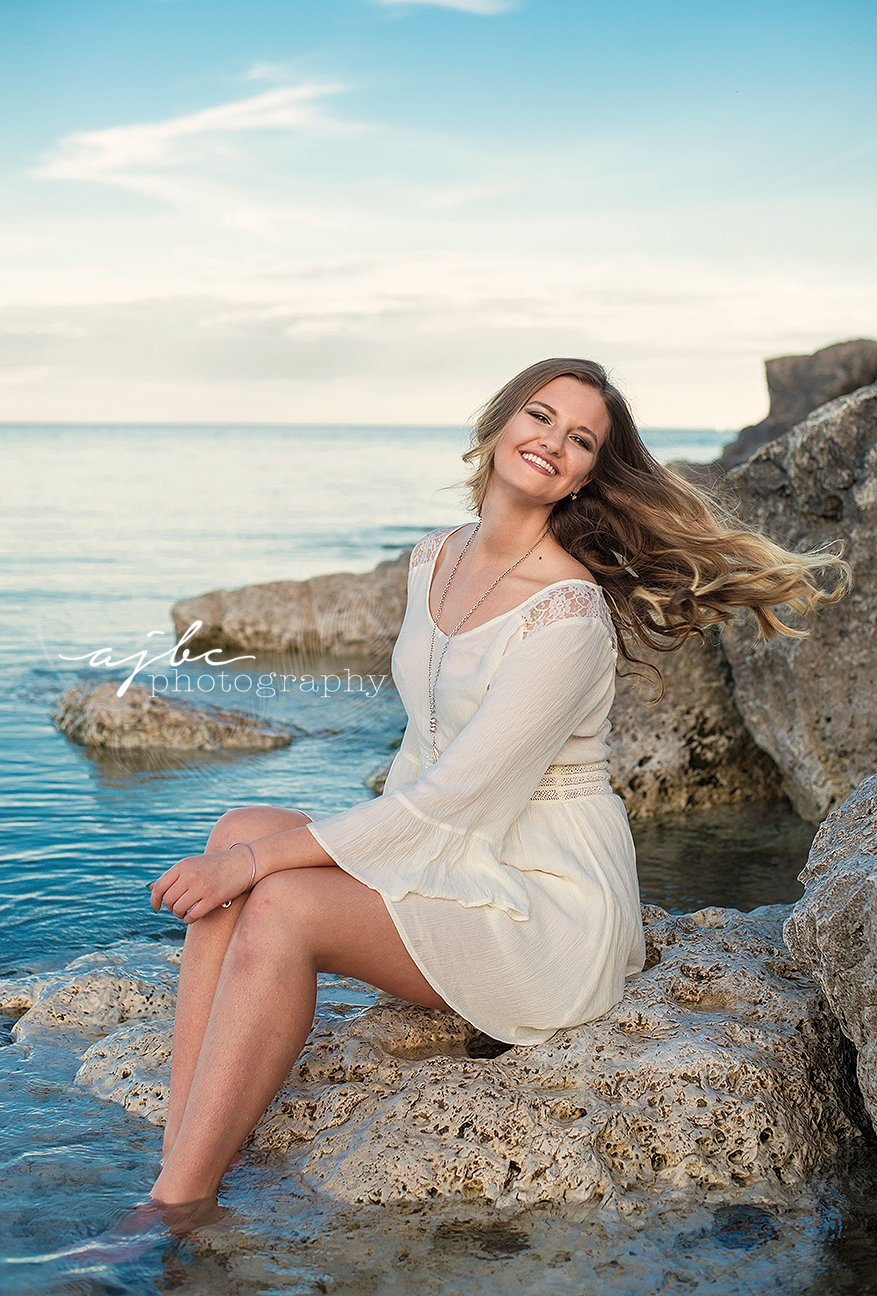 lexington michigan beach senior photoshoot sunset summer beauty photographer.jpg