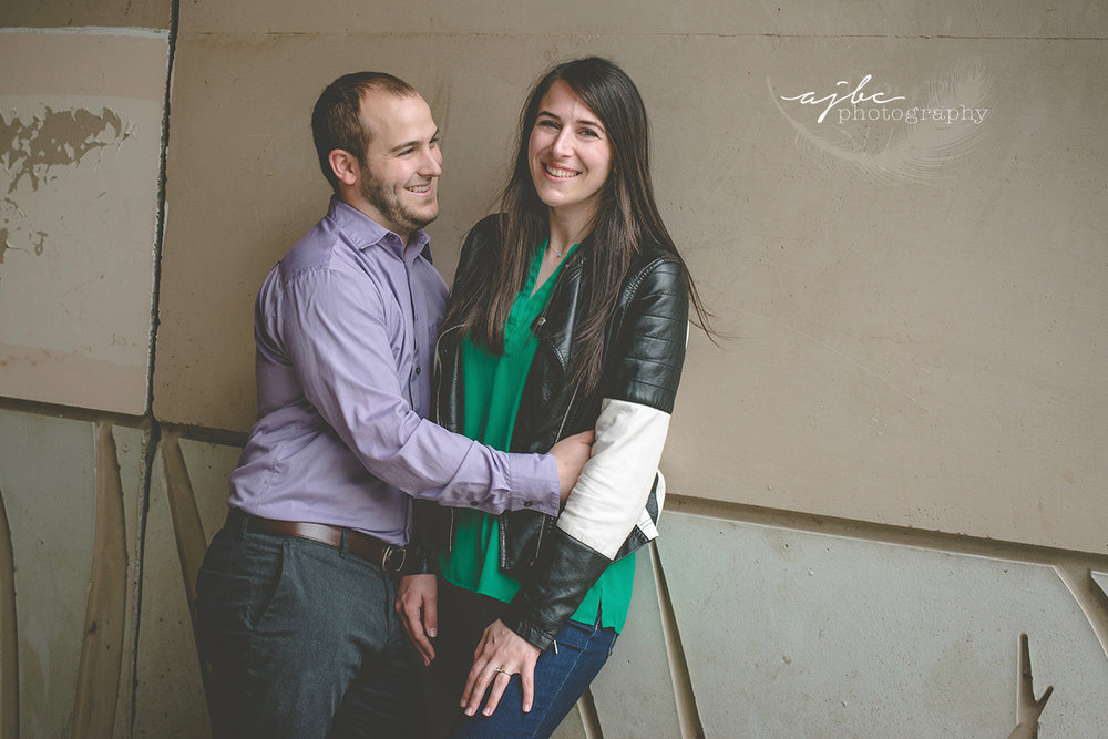downtown port huron michigan engagement session outdoor photoshoot.jpg