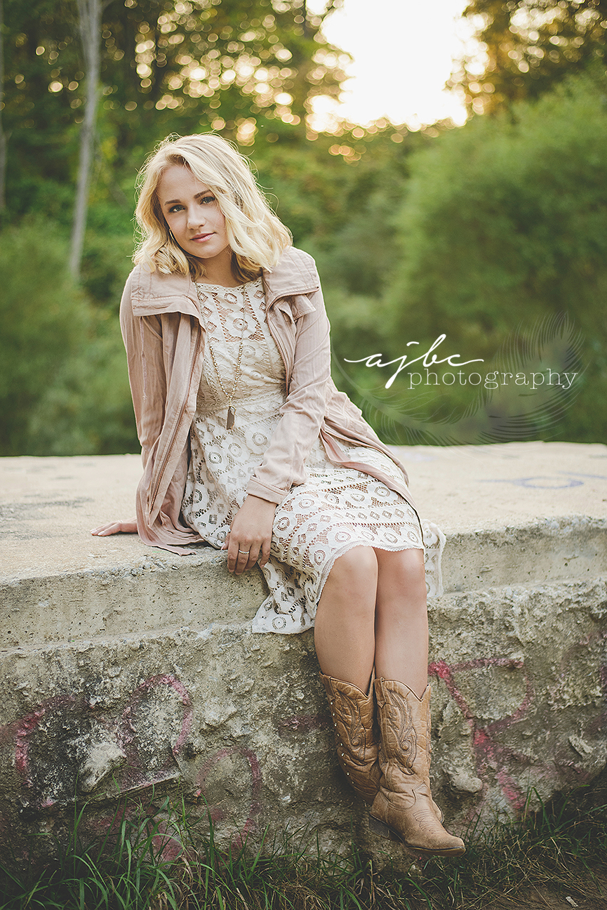 cowgirl boots dress country girl senior portraits wadhams michigan photographer fall photoshoot.jpg