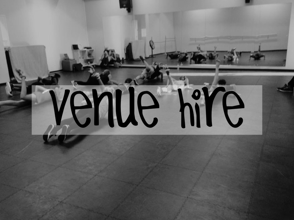 Sugardance | venue hire