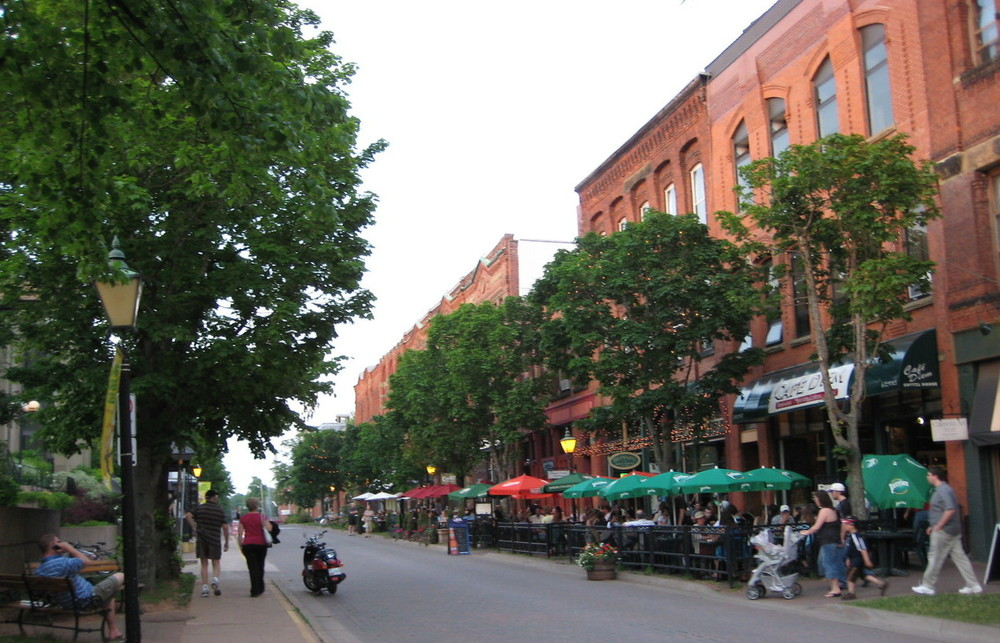 Restaurant Downtown Charlottetown