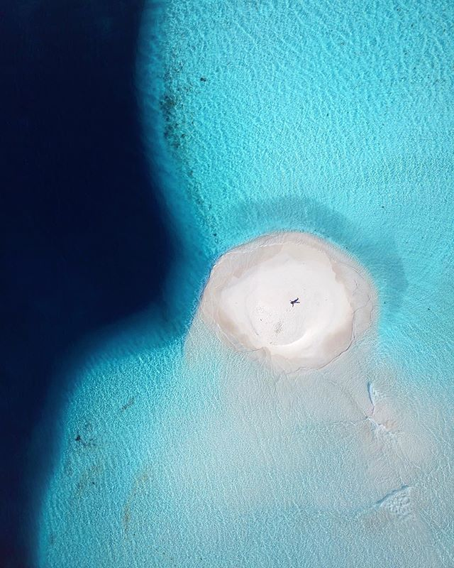Meet you in Paradise 💙🏖 #favoritecolor #losroques #ownthespot #losroquesparadise