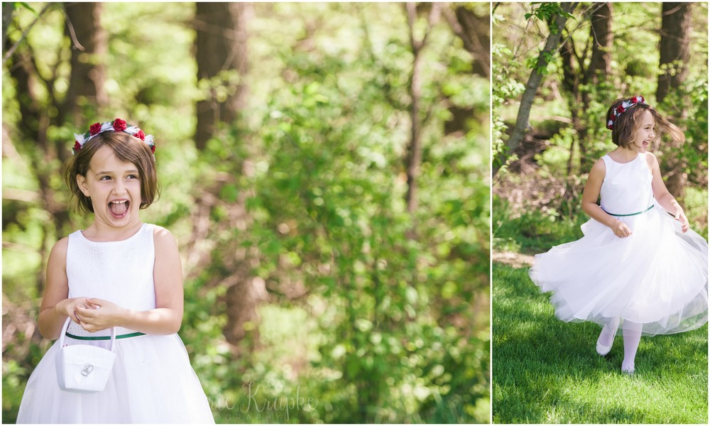 Des Moines Area Wedding Photographer