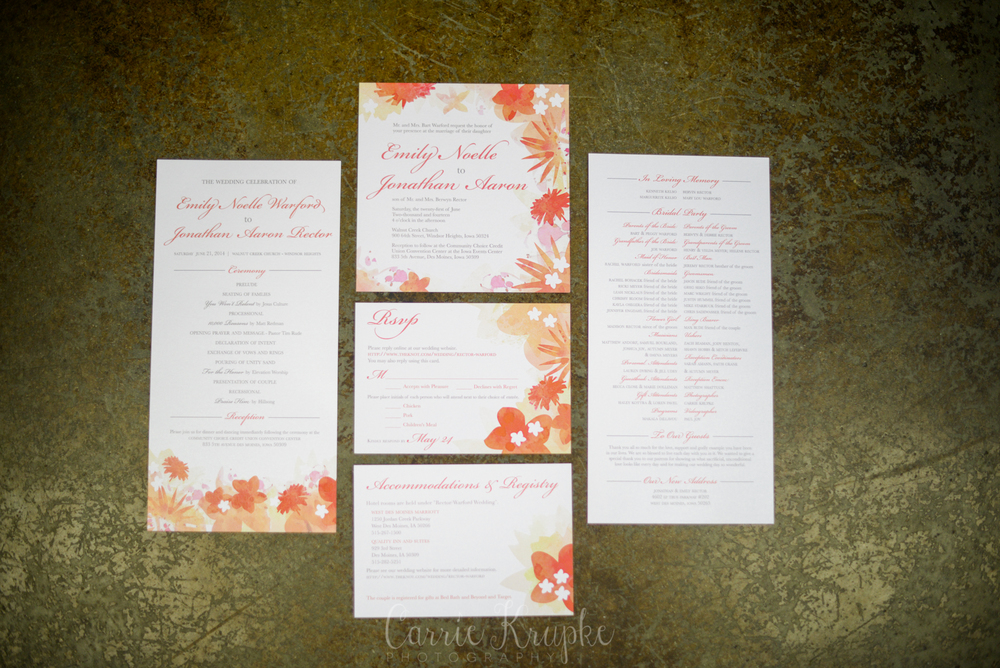 Wedding Invitations, Wedding Stationary