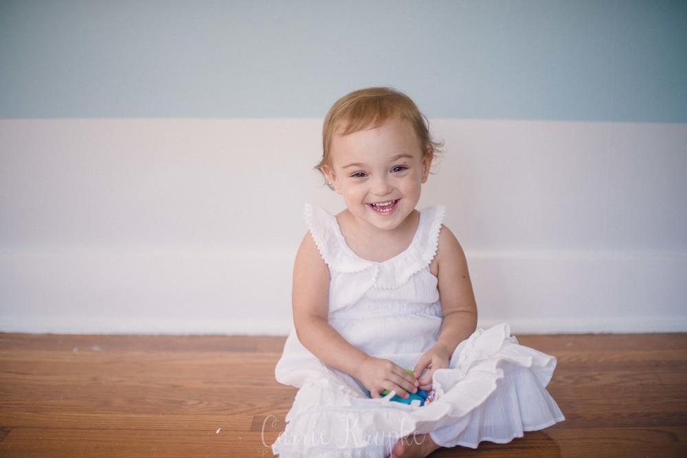 Des Moines children's portrait photographer