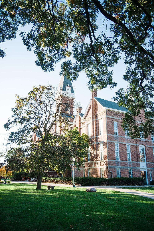 Drake University Sheslow Auditorium
