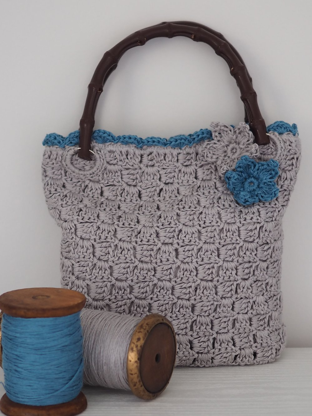 Crochet Bag by Betsy Makes