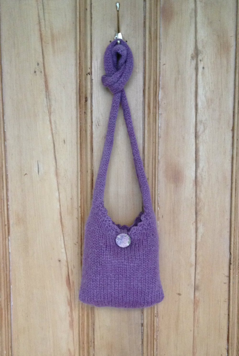 Knitted Bag by Woolly Chic