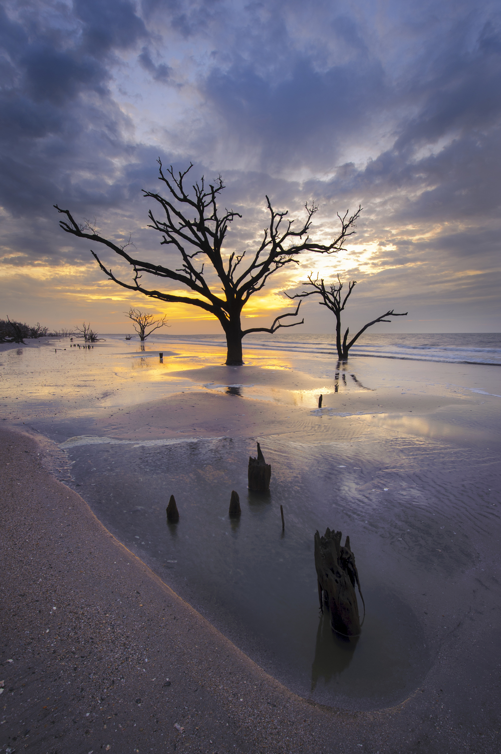 Prophecy, Edisto Island, SC. Nikon D700, 14-24mm, Singh Ray 2 Stop (hard) Graduated ND