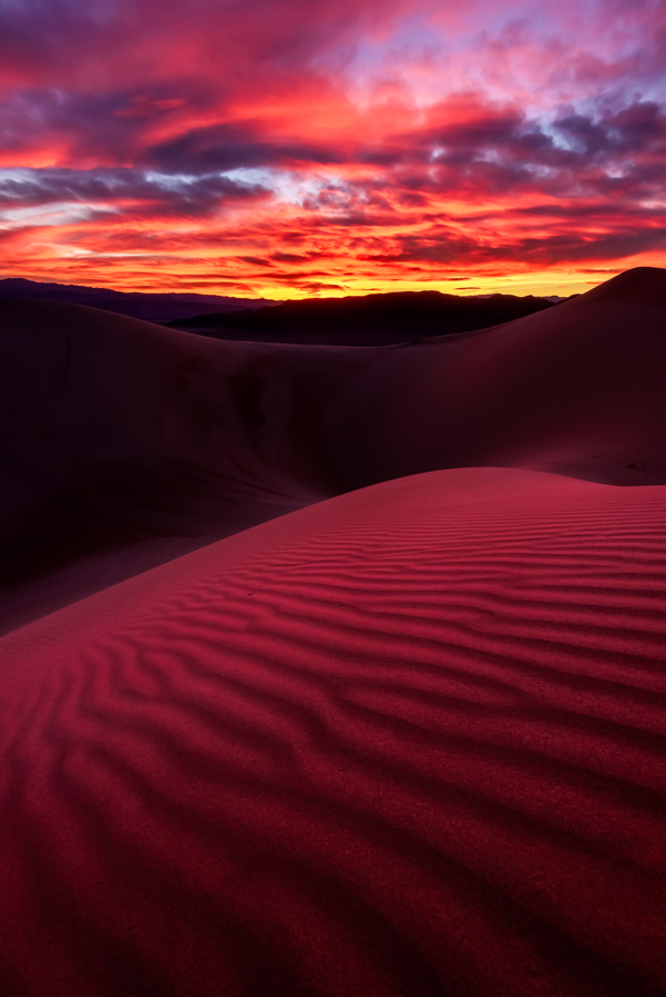 Neverending, Death Valley, CA