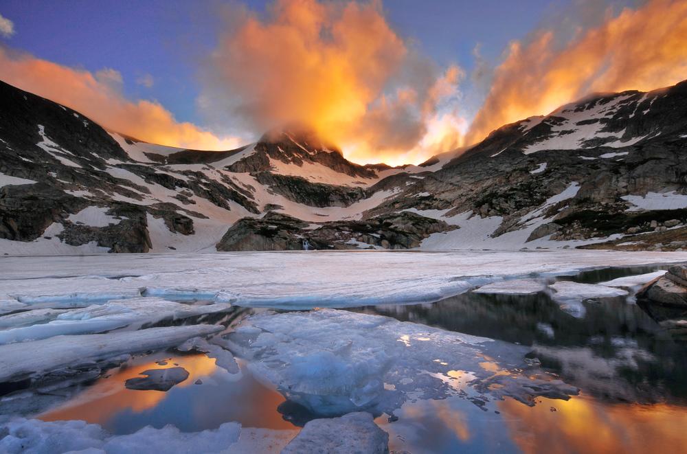 Blue Lake, Indian Peaks Wilderness