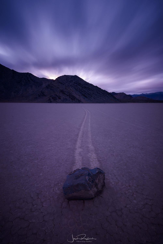 Slide, Death Valley NP, California