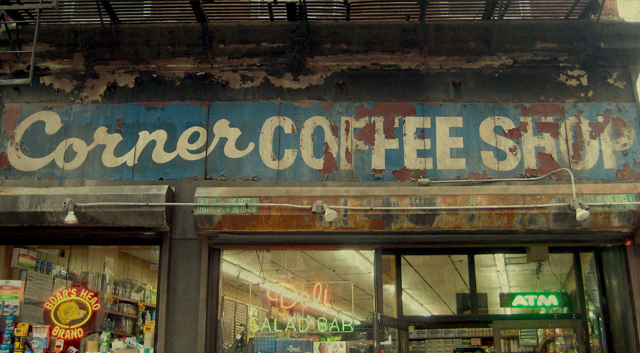 Are you going to buy your coffee here if there's a Starbucks around the corner? We doubt it.