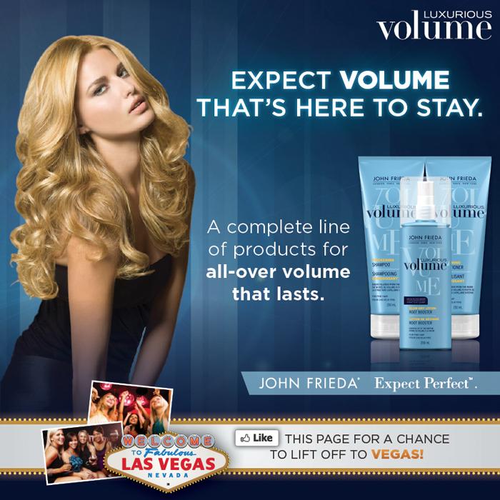 John Frieda® Luxurious Volume®
