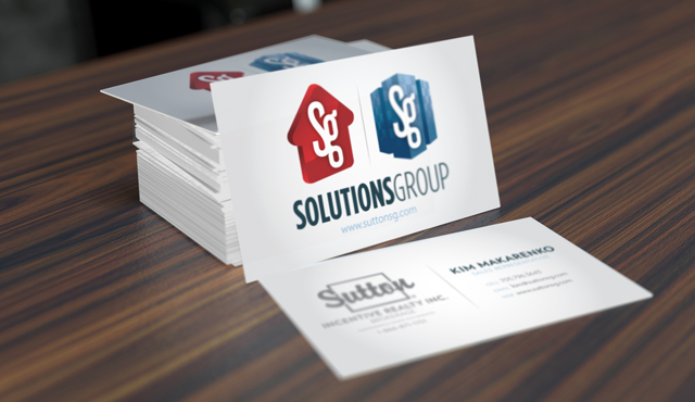 Brands within brands the art of sub branding and designing for the ongoing project has included everything from the initial custom logo designs for their residential and ici divisions business cards for their agents colourmoves