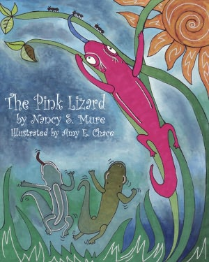 The Pink Lizard by Nancy S. Mure