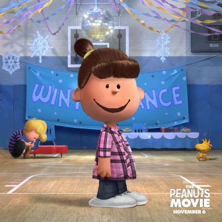 Peanuts Character of Me!