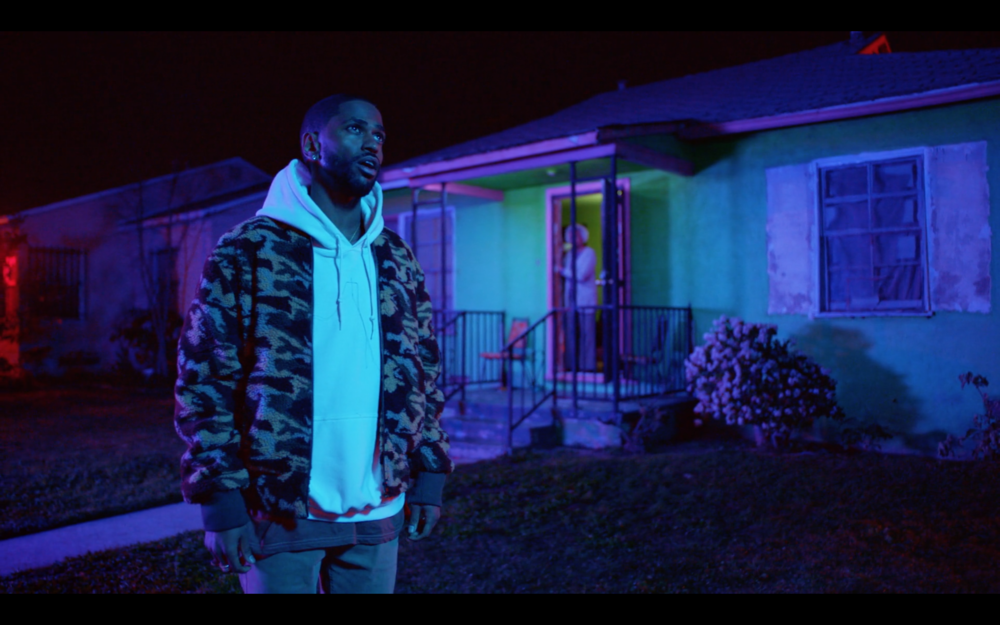 LIGHT DESIGN - BIG SEAN - HALFWAY OFF THE BALCONY VIDEO