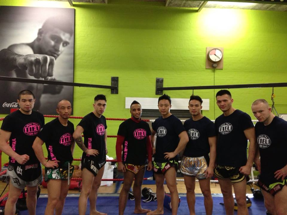 The rise of Muay Thai in the UK- Head coach Philip Tieu - Podcast 15 -Jan 2014 Team Tieu head coach is in the studio to discuss what it takes to be the best Muay Thai fighter.  Listen in as the TT family also join in.
