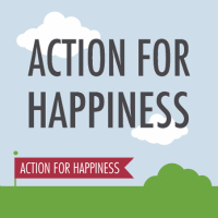 Podcast 35: Action for Happiness Director, Dr Mark Williamson    Mark has been running the Action for Happiness group since 2010 and has achieved huge milestones including getting the Dalai Lama to become a Patron for the group.  He joins us on the podcast to talk about his journey into mindfulness and about how AFH is leading the way in bringing happiness and wellbeing to the masses. 40k followers from 160 countries.   Click on image for podcast