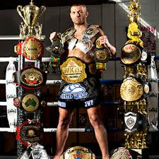 Podcast 50: 10 x World Muay Thai champion,  John Wayne Parr, Wayne Parr is one of the first 'foreigners' to have a successful muay thai career in Thailand.  A finalist on the Asian Contender and runs his own successful gym out of Australia.  He also runs his own CMT Promotion for Muay Thai using MMA gloves instead of the thicker boxing gloves .  Click on image for podcast