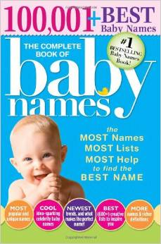 100,001 baby names