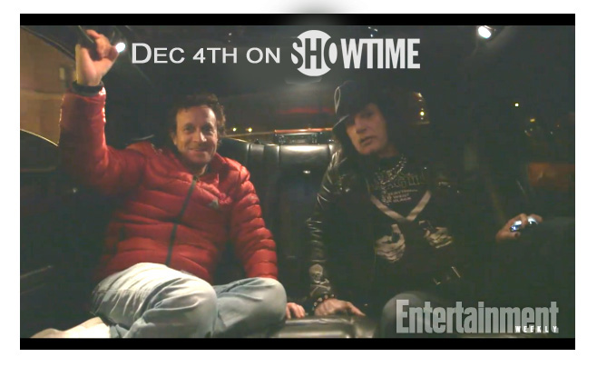 L.A. NK and Pauly Shore on Showtimw