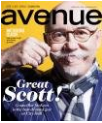 AVENUE MAGAZINE January 2015  Contributor