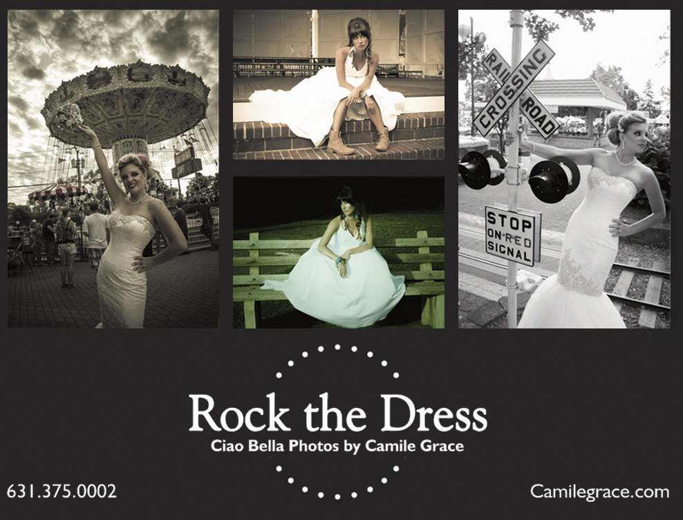 ROCK THE DRESS