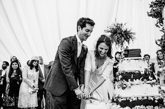 Why use a knife when you can use a sword? #weddingphotography #weddingphotographer #wedding #weddingcake #cakecutting #bride #party #warwickwedding #warwickphotographer #brideandgroom #party #wedding #blackandwhite #documentaryweddingphotography #love #cake #vscocam #sword