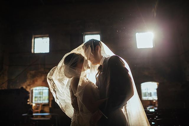 Another shot from Saturday's wedding @theasylumvenue in Peckham.  The most gorgeous light in this amazing building.⠀ .⠀ .⠀ .⠀ #asylumweddingvenue #unsualweddingslondon #londonwedding #londonweddingphotography #londonweddingphotographer #caughtthelight #silhouette #veil #wedding #vsco #fujiwedding #rockmywedding #instawed #momentsovermountains #engaged #realwedding #vscofilm #vscocam #modernbride