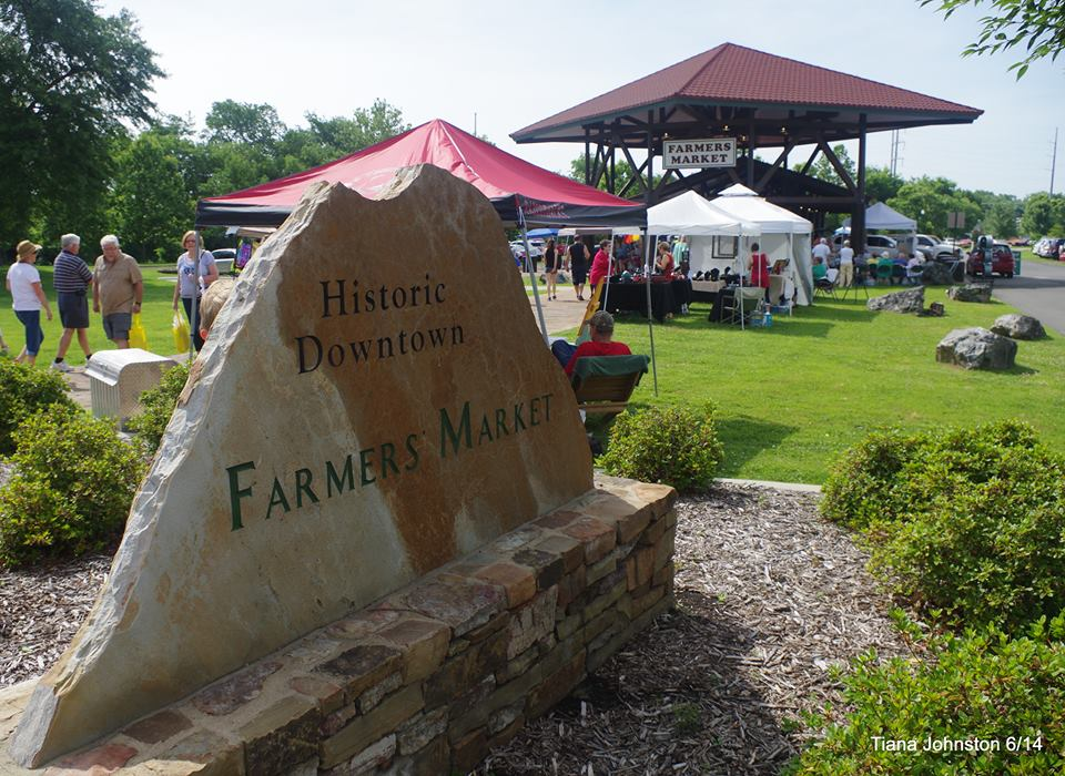 Historic Downtown Farmer's Market