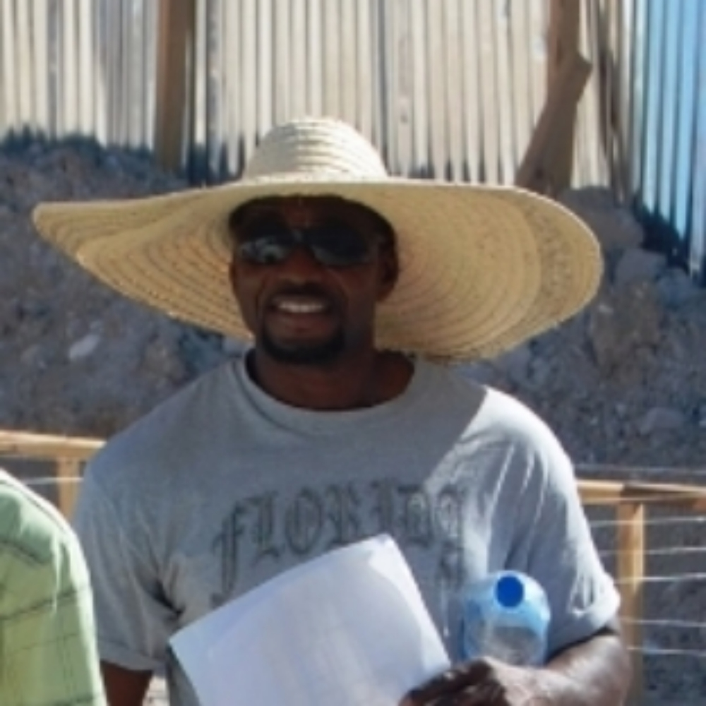 Claudel Pierre, Project Engineer & Construction Site Supervisor